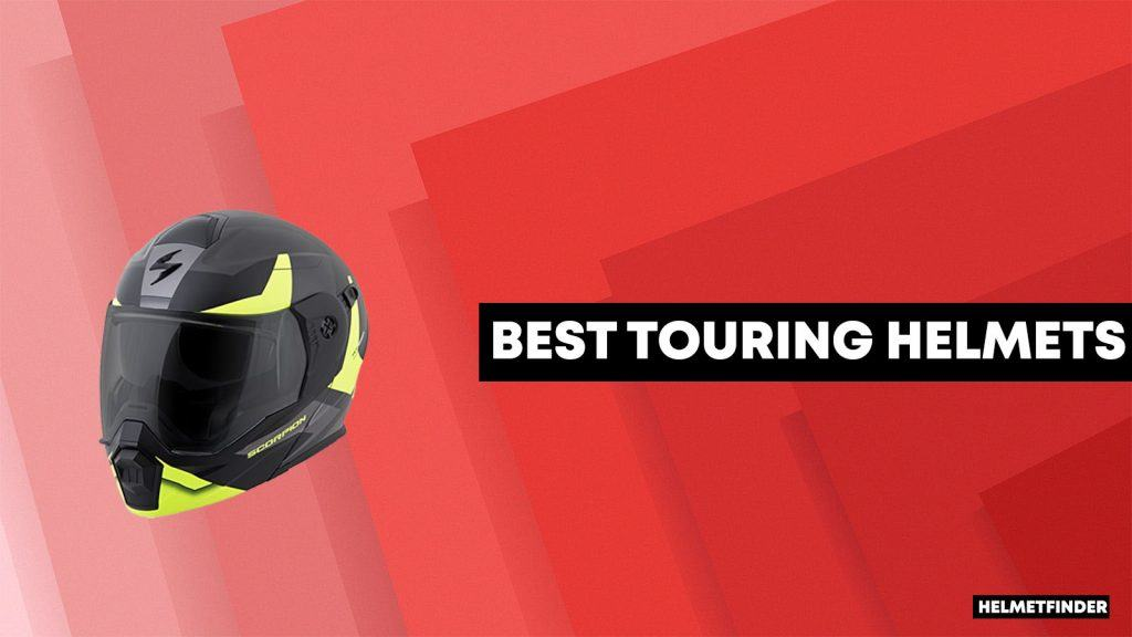 Best Touring Helmets: #2 is our favorite Pick 1