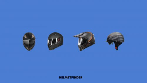 The Different Types of Motorcycle Helmets