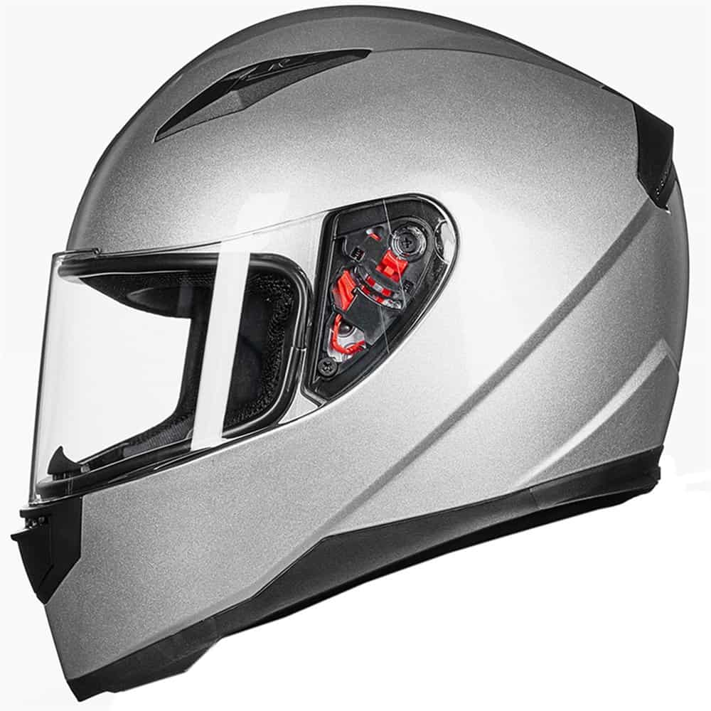 ILM Full Face Motorcycle Street Bike Helmet